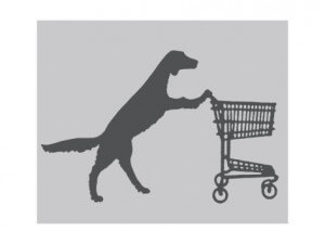 pop-ink-csa-images-dog-pushing-grocery-cart